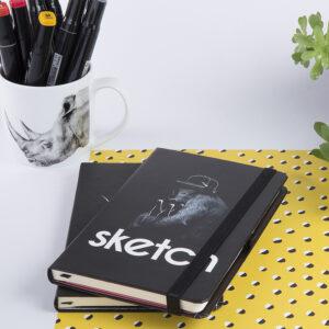 Alpen-Sketchbook