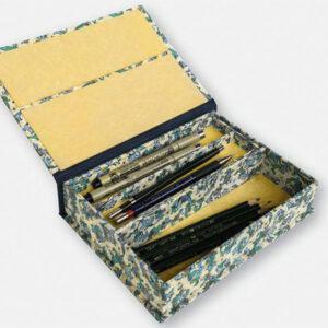 Caja Parchment